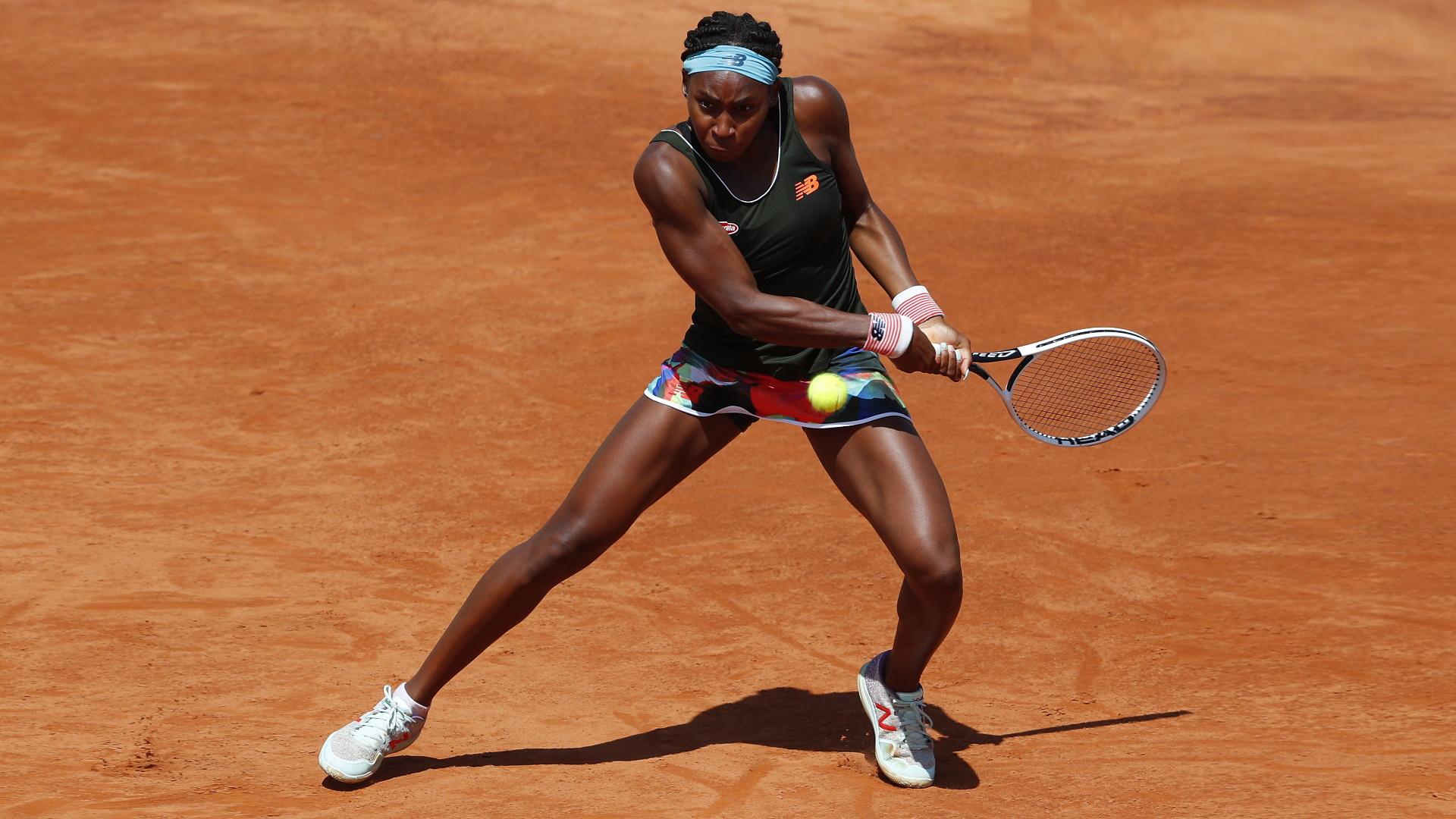 WTA 1000 Torneo Roma: Cori Gauff - Aryna Sabalenka