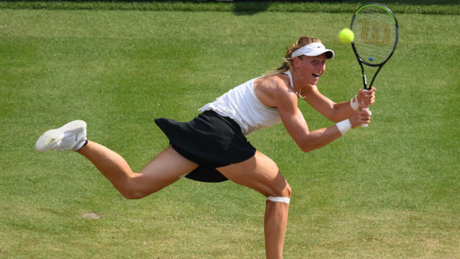 WTA 500 Torneo Berlín. 2ª Semifinal: Samsonova - Azarenka