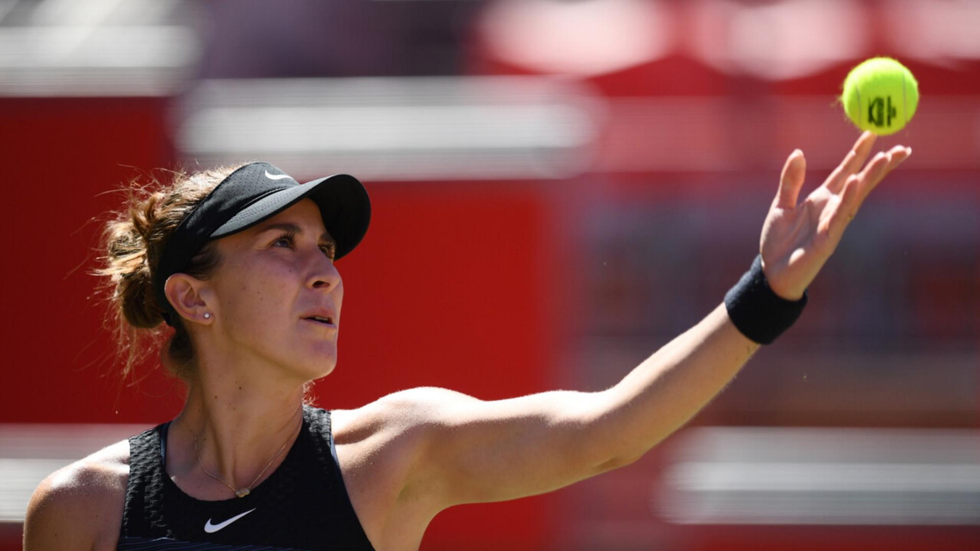 WTA Torneo Berlín: Belinda Bencic - Petra Martic