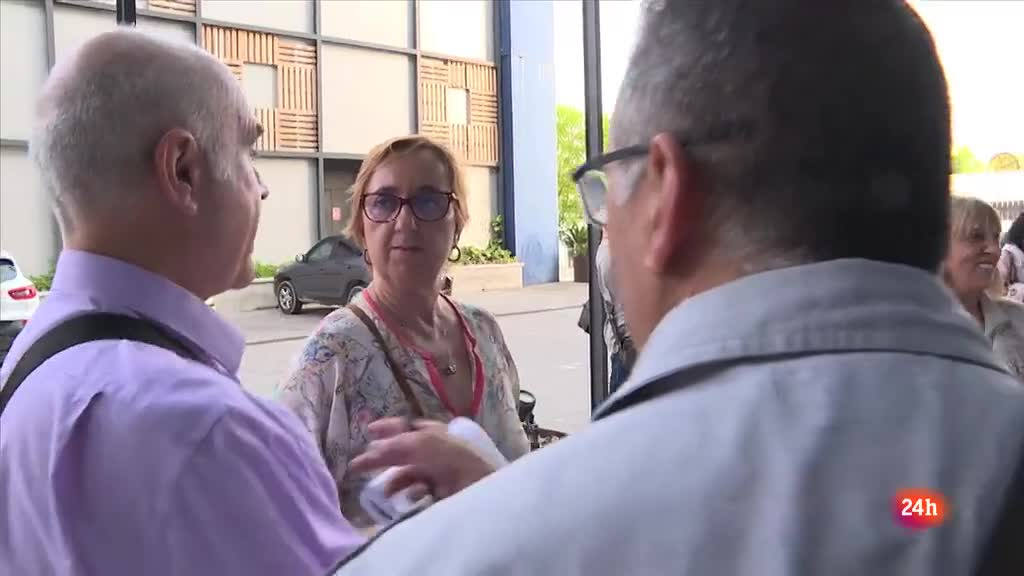 Repor - Los hijos del SAF - Teresa Núñez preside la asociación www.afasaf.org