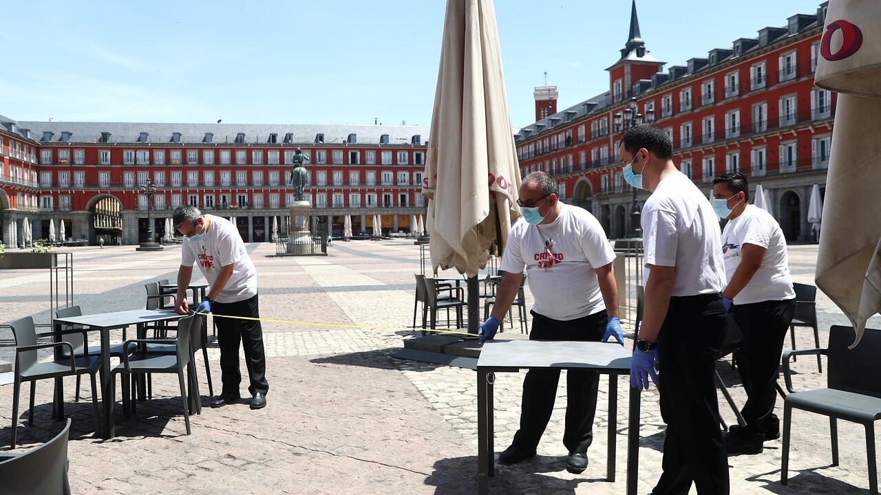 Coronavirus en España | Asi te hemos contado la jornada en la que ...