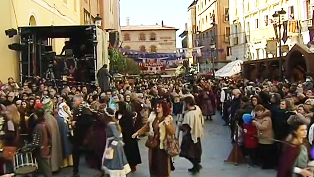 Teruel se vuelca con sus amantes
