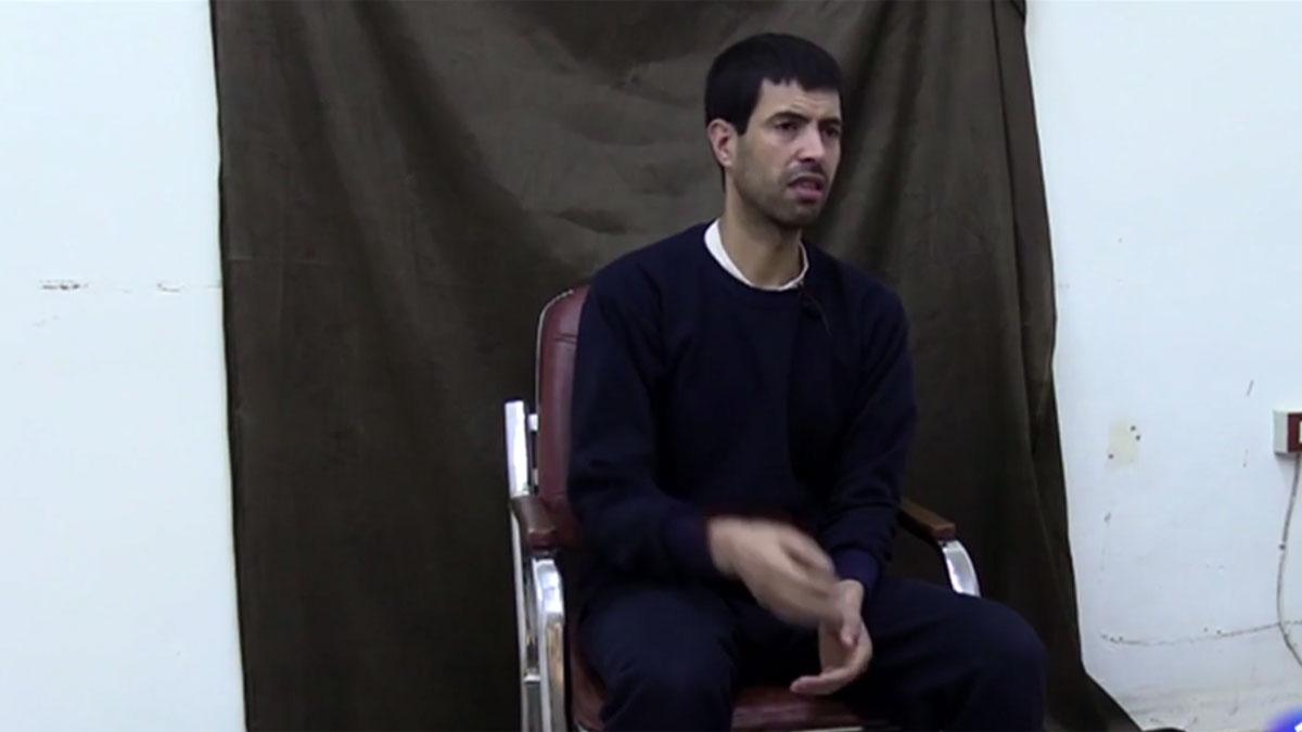 """""""No me arrepiento"""": el testimonio de un yihadista que ha combatido en Siria"""