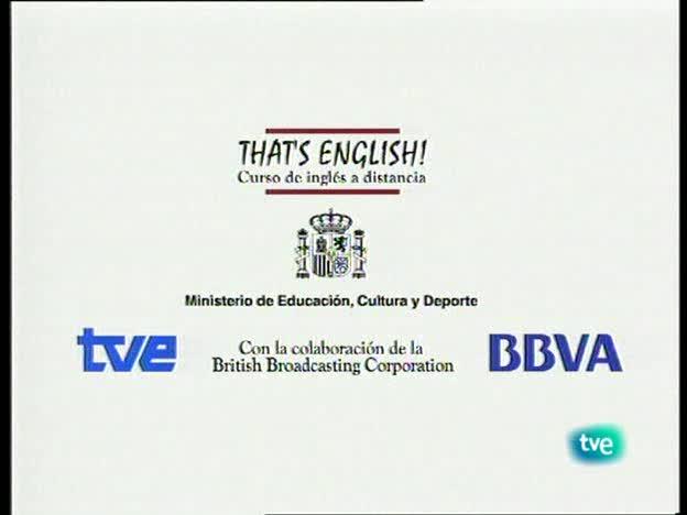 That S English The Story Of English 1 That S English Online Completo Y Gratis En Rtve Es A La Carta Todos Los Programas De That S English Online En Rtve Es A La Carta