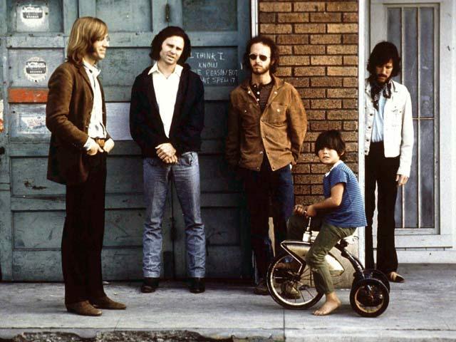 Musical express - The Doors