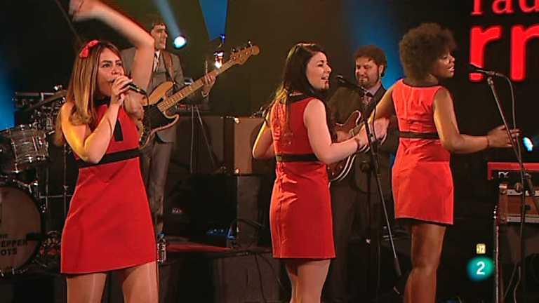 Los conciertos de Radio 3 - The Pepper Pots