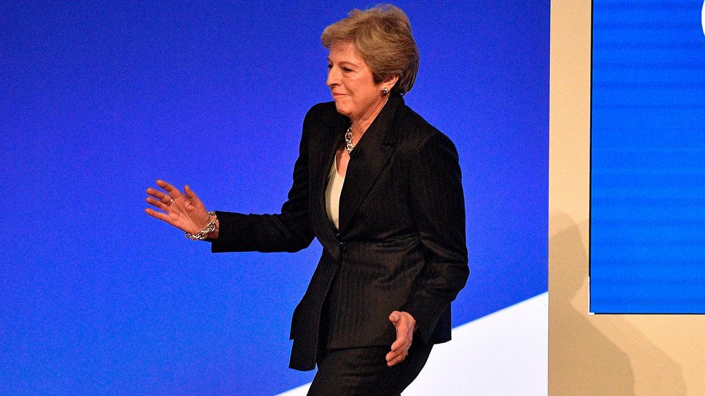 Theresa May, la 'dama del Brexit'