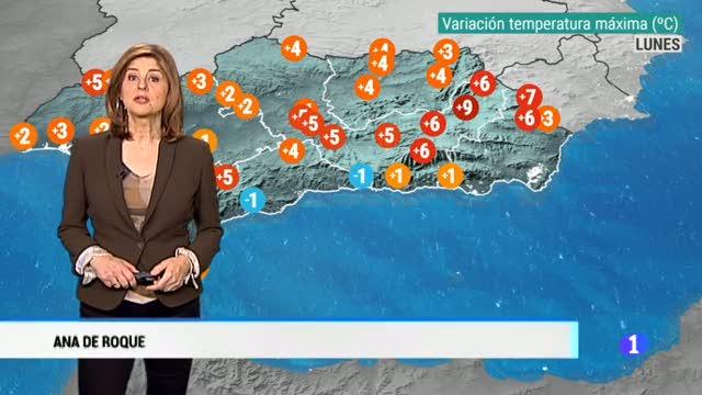 El tiempo en Andalucía - 04/02/2019