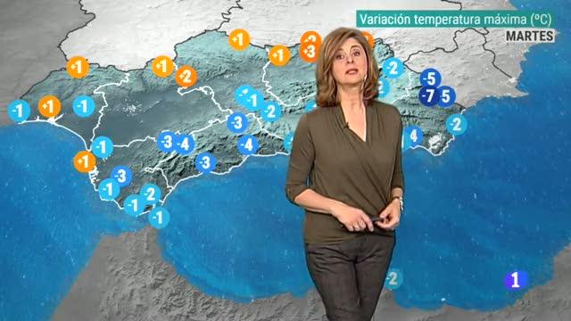 El tiempo en Andalucía - 12/02/2019