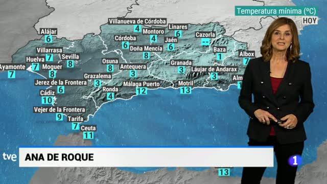 El tiempo en Andalucía - 27/11/2018