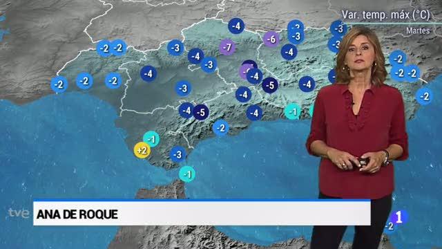 El tiempo en Andalucía  - 9/10/2018
