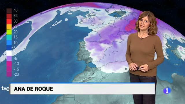 El tiempo en Andaluía - 11/01/2019