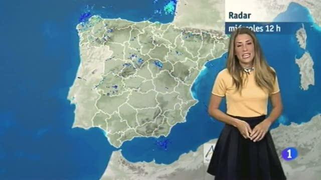 El tiempo en Aragón-28/06/17
