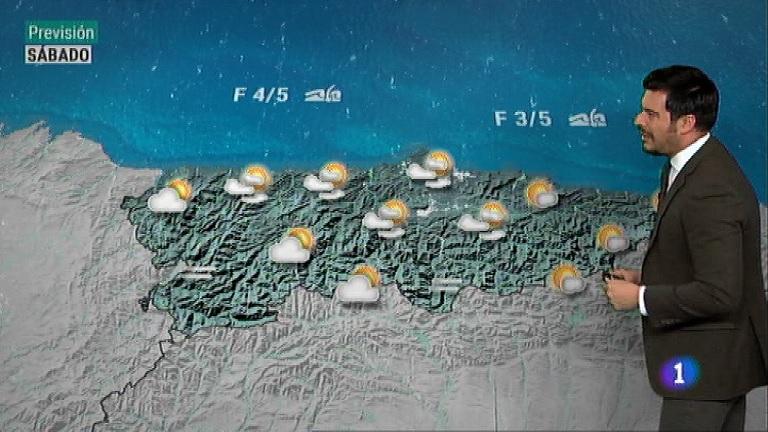 El tiempo en Asturias - 07/12/18