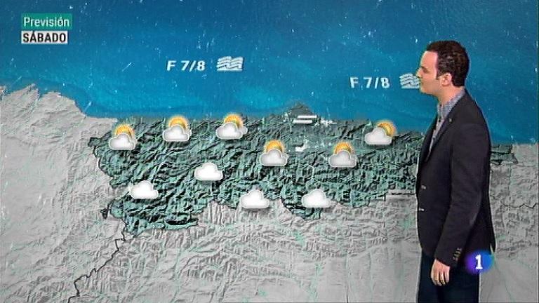 El tiempo en Asturias - 08/02/19