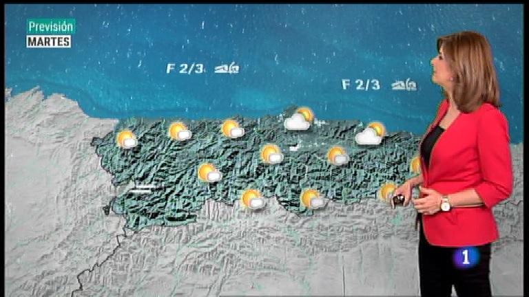 El tiempo en Asturias - 18/02/19