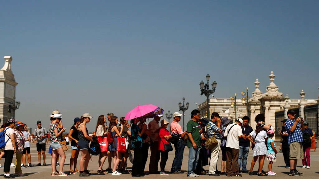 El Tiempo en la Comunidad de Madrid - 13/07/18