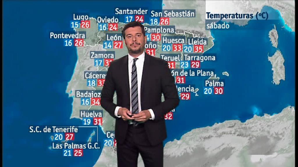 El tiempo en la Comunidad Valenciana - 06/07/18