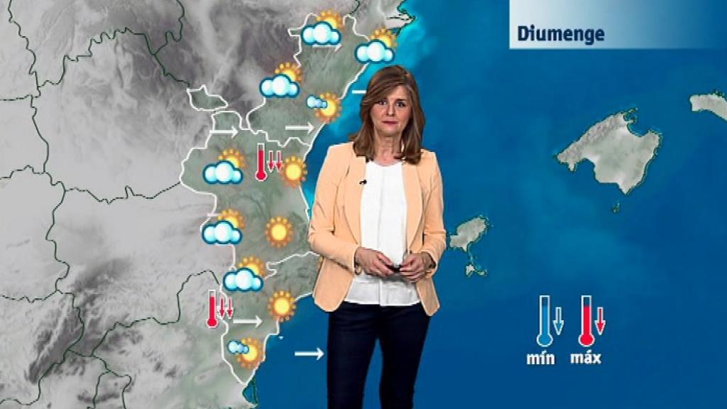 El tiempo en la Comunidad Valenciana - 09/03/18