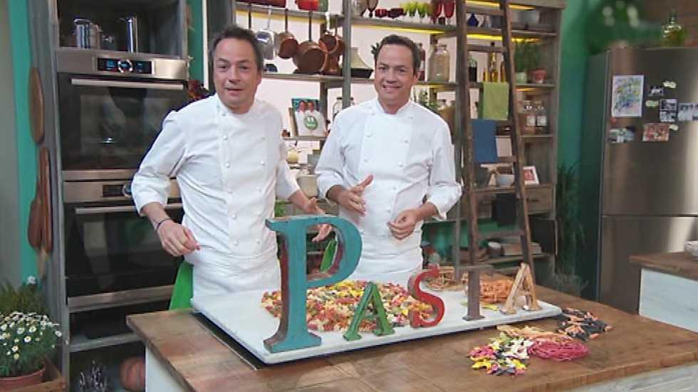 Torres en la cocina - Todo por la pasta - RTVE.es