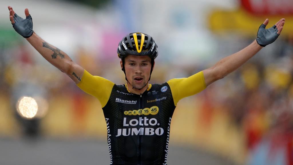 Tour 2018 | Roglic y su inconformismo valen la victoria de etapa; Thomas, a una crono del amarillo definitivo