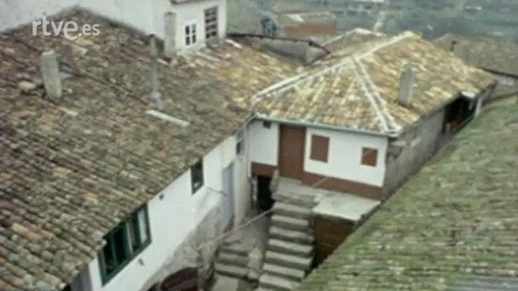 Arte y tradiciones populares - Arquitectura popular en Galicia - Tradición medieval: Ribadavia