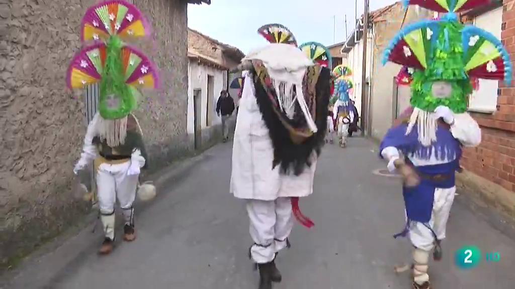 La aventura del saber. Tradiciones ancestrales: Antruejos y mascaradas de León
