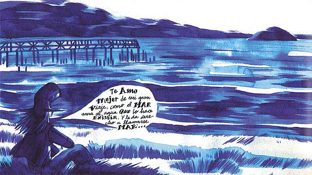 Tráiler de 'El brujo', de Carla Berrocal