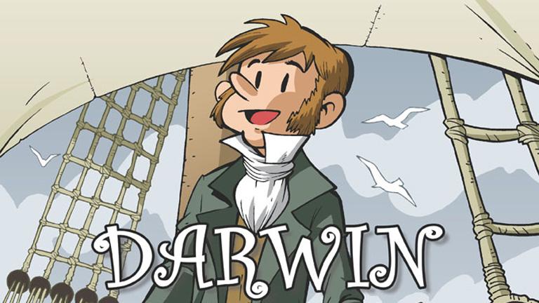 Tráiler del cómic 'Darwin, la evolución de la teoría', de Jordi Bayarri
