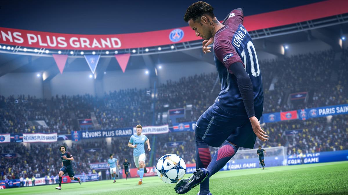 Tráiler de FIFA 19