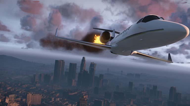 Tráiler oficial de Grand Theft Auto V