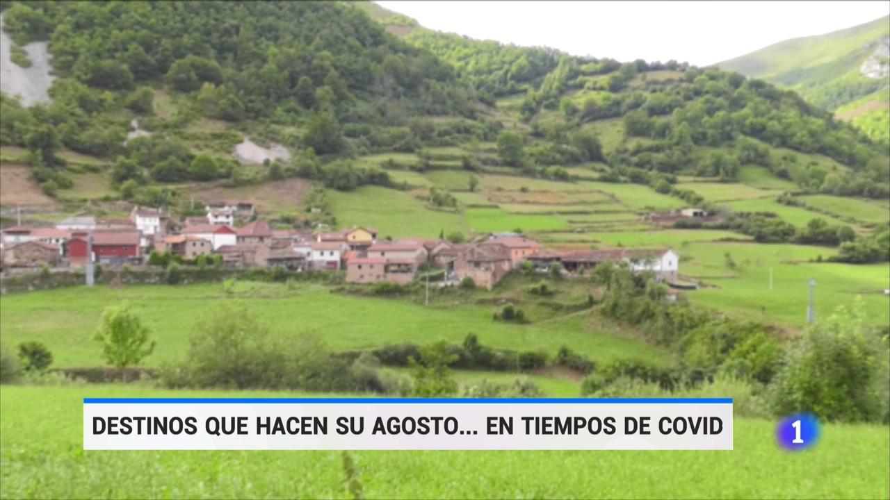 El turismo rural hace su agosto por el coronavirus