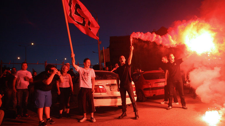 La crisis económica permite el ascenso de partidos ultras en países como Francia, Grecia y Holanda