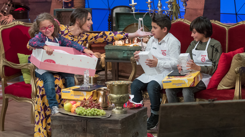 Unai, Carlota y Ferrán se despiden de las cocinas