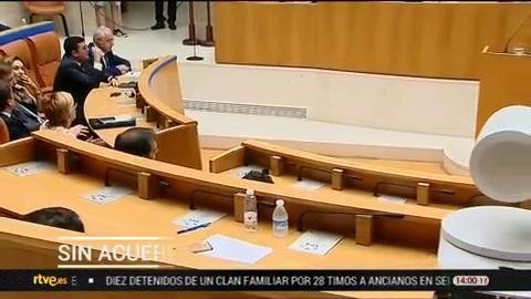 La única diputada de Podemos tumba la investidura de la candidata socialista en La Rioja