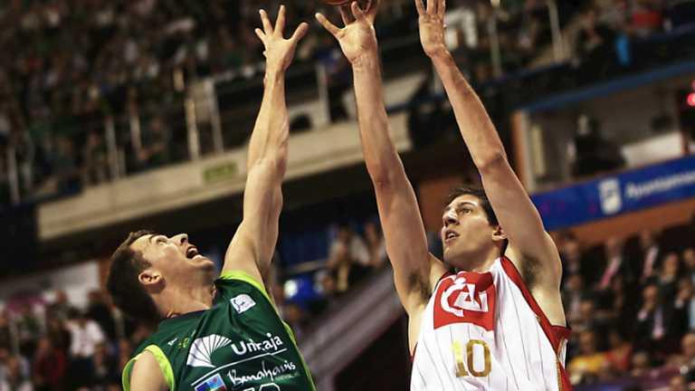 Baloncesto - Copa del Rey 2014: Unicaja - CAI Zaragoza
