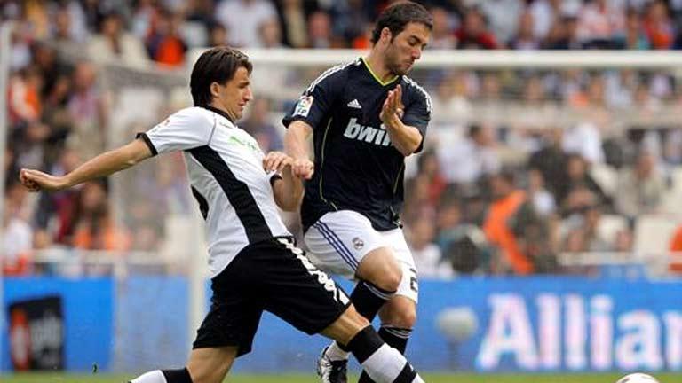 Valencia-Madrid, historia de una rivalidad