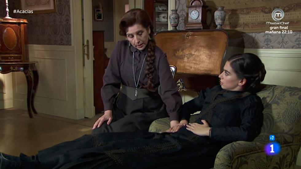 Acacias 38 - La Valenciana habla a Teresa de Úrsula
