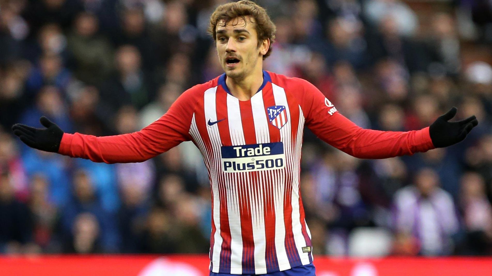 Valladolid 2-3 Atlético: Griezmann, héroe y villano en Zorrilla