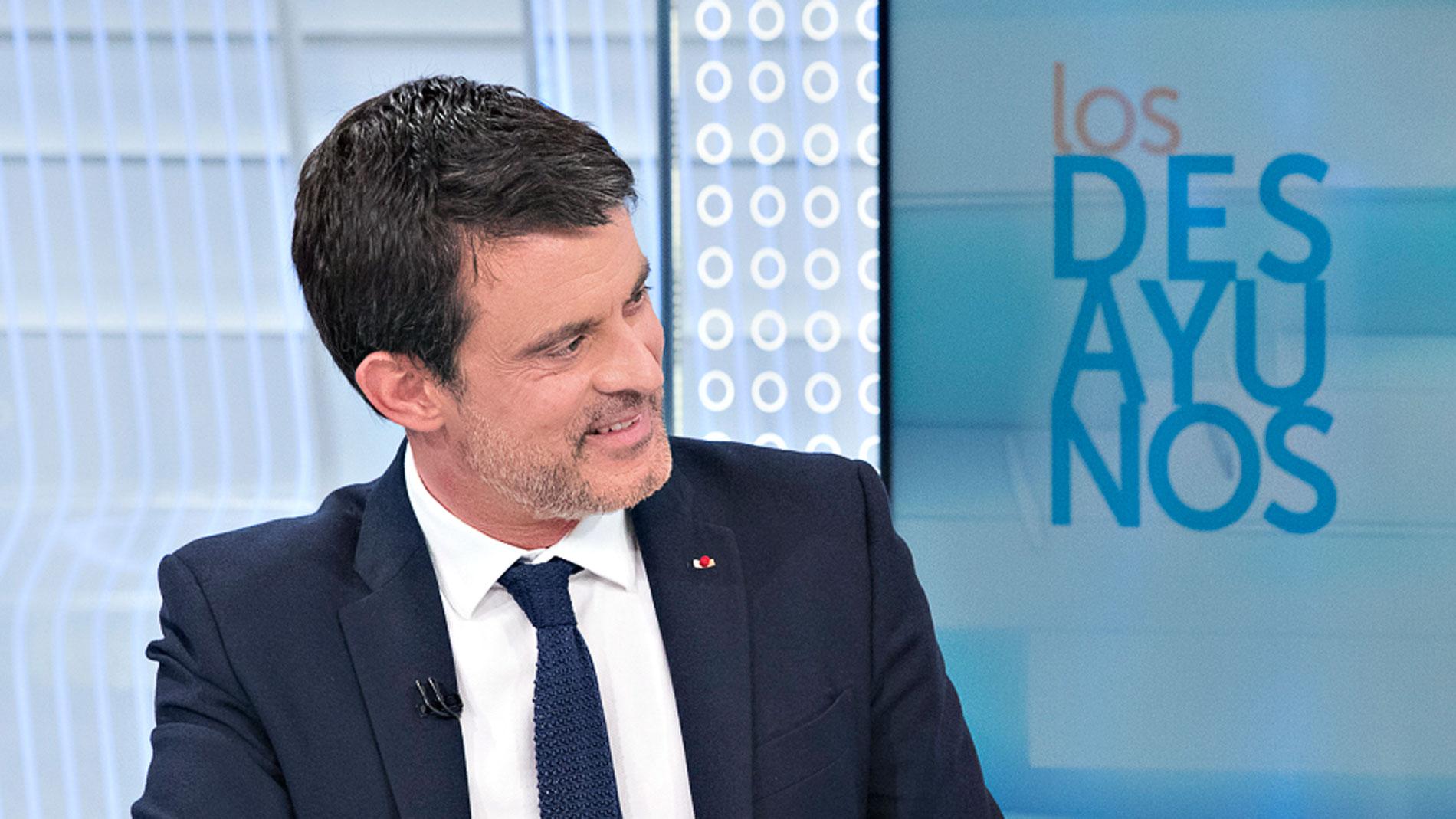 """Valls no descarta presentarse a alcalde de Barcelona por Ciudadanos: """"Me lo voy a pensar"""""""