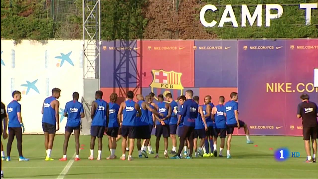Valverde descarta a Messi para visitar al Athletic
