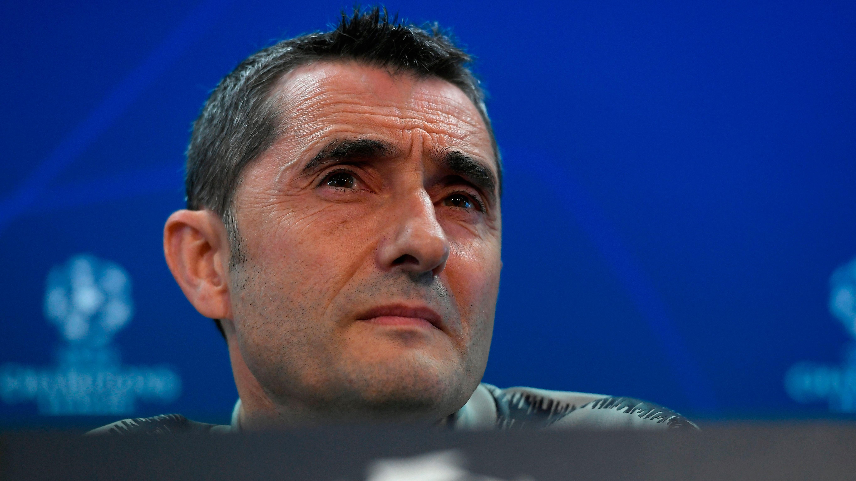 Valverde prioriza la Champions