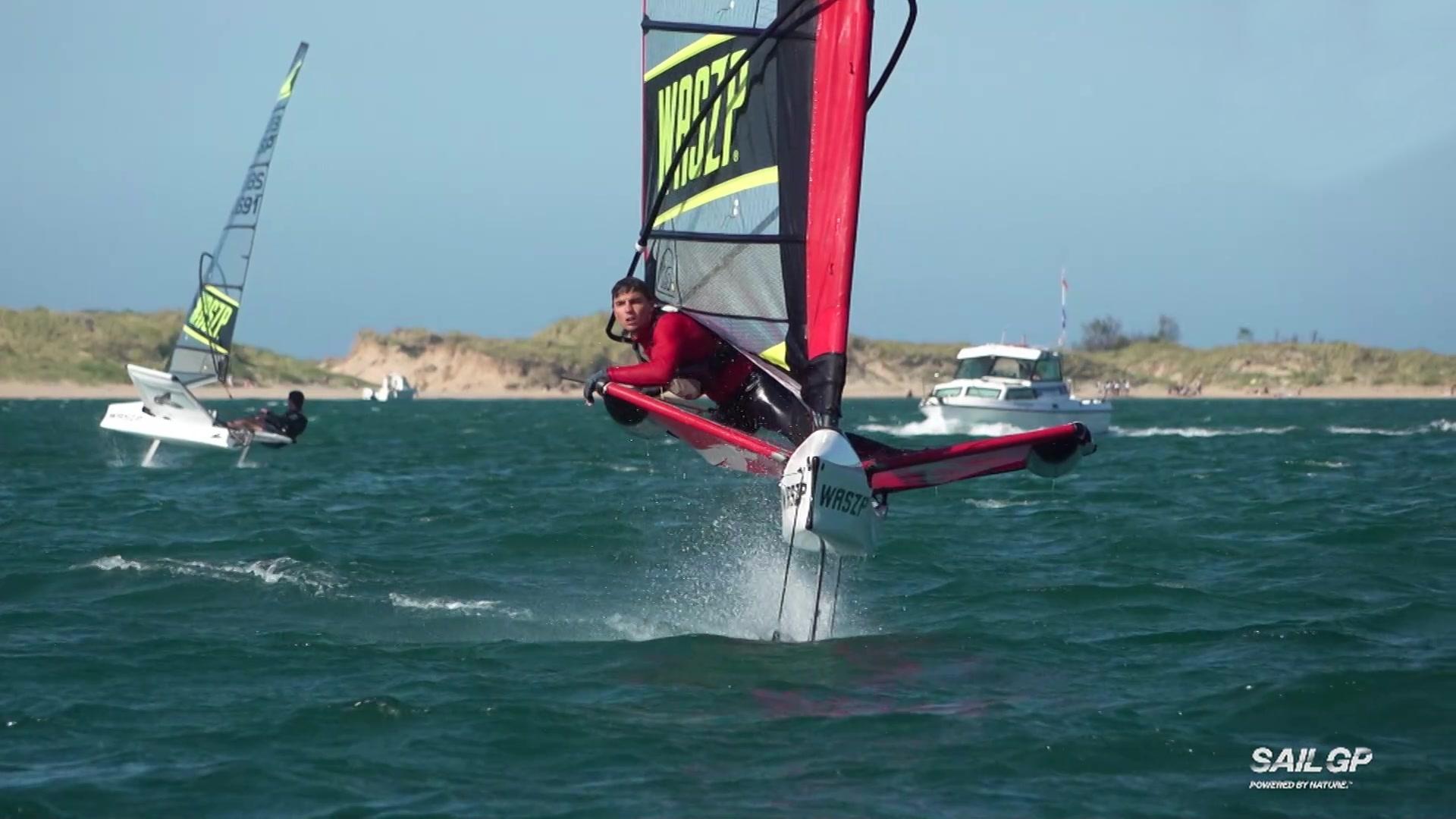 Sail GP: El Impulso Español. Ep. 2