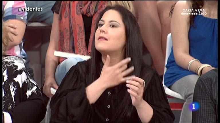 Tenemos que hablar - Victoria Ayala, videncia innata