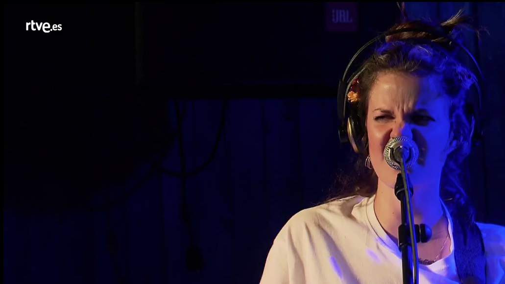 VÍDEO: Hinds, 'New for you' (Directo en sala Moby Dick) - 12/04/18