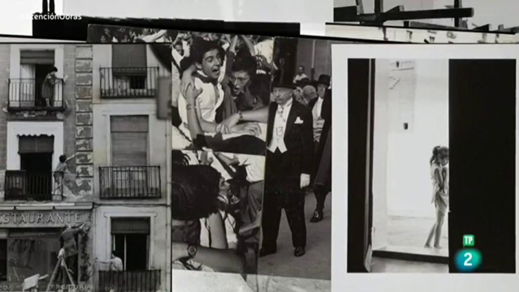 Atención Obras - Visitamos la exposición de fotografía AFAL