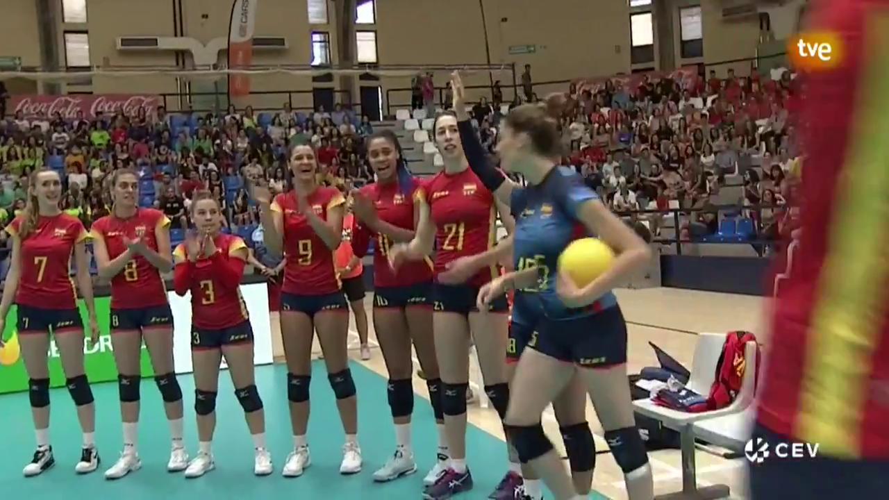 Liga Europea Femenina 2018/2019: España - Bielorrusia