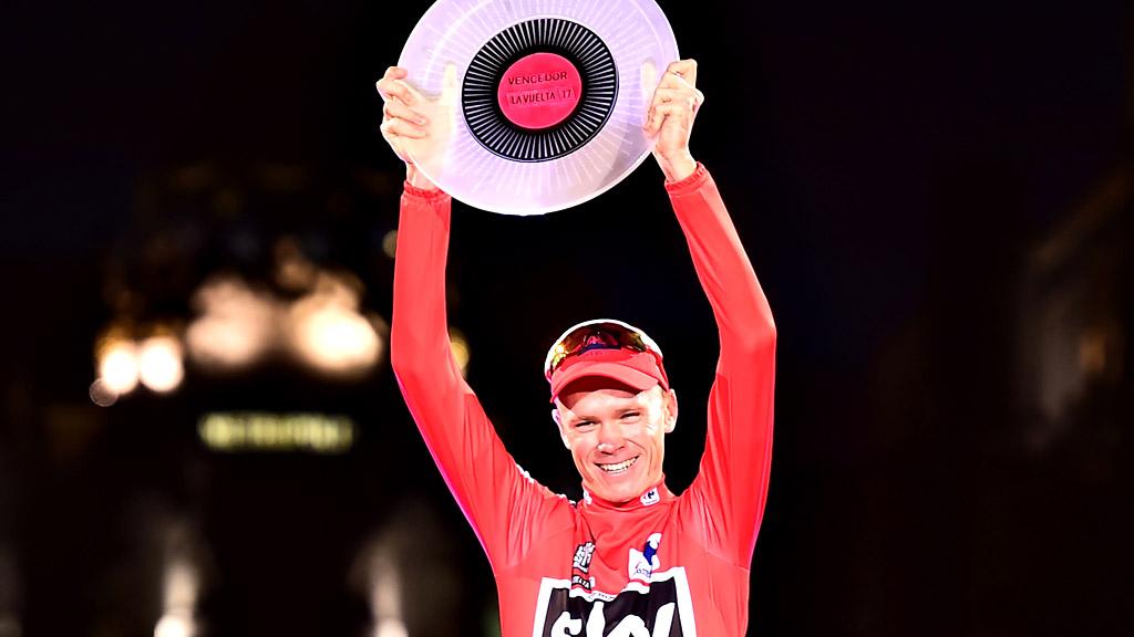 Vuelta 2017   Froome se proclama vencedor de la Vuelta; el esprint de Madrid, para Trentin
