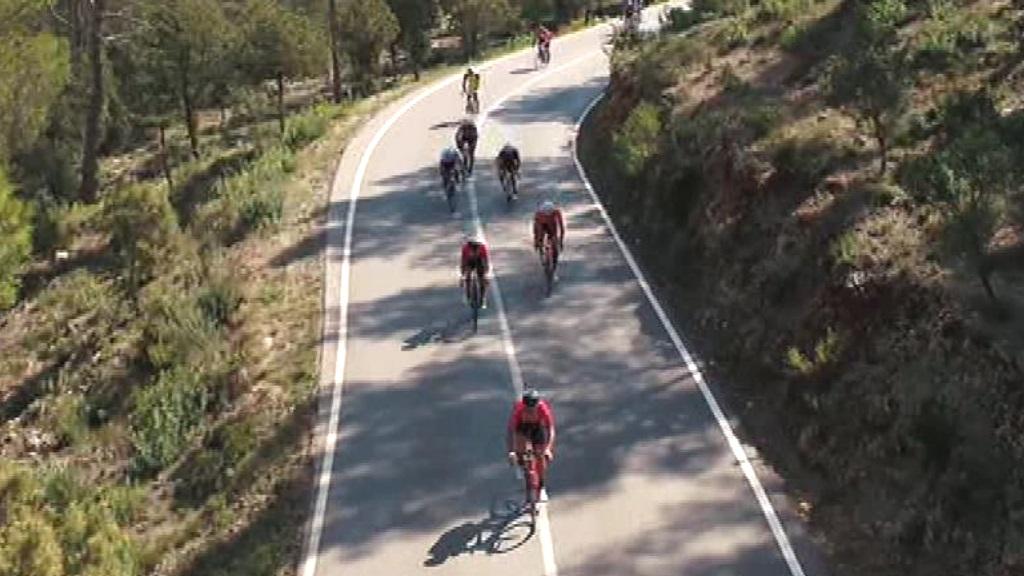 Ciclismo - Vuelta Cicloturista a Ibiza 2018
