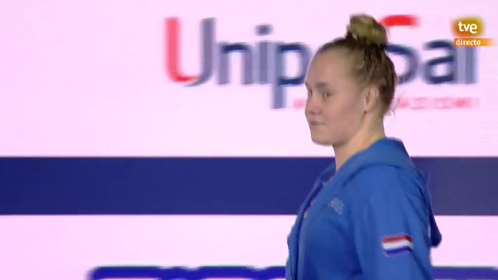 Camp. de Europa femenino. 3r y 4º: Hungría - Países Bajos